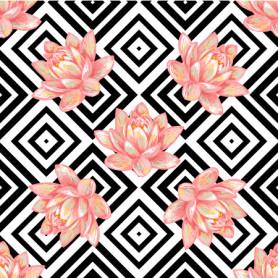 Graphic Lotus